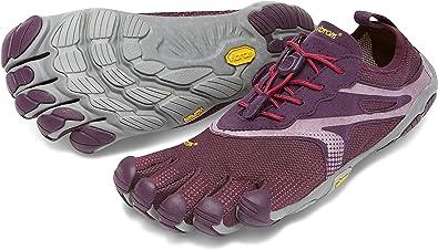Vibram Fivefingers Running Bikila EVO, Escarpines para Mujer, Morado/Gris, 36 EU: Amazon.es: Zapatos y complementos