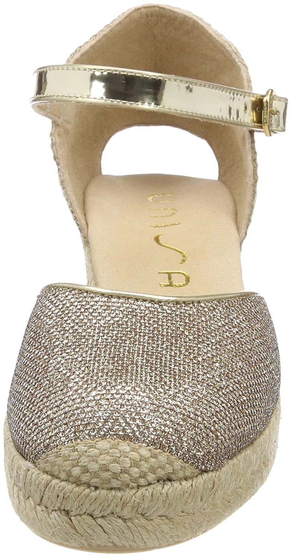 Unisa Damen Cisca_18_EV Espadrilles Gold (Mumm) (Mumm) Gold 24e399