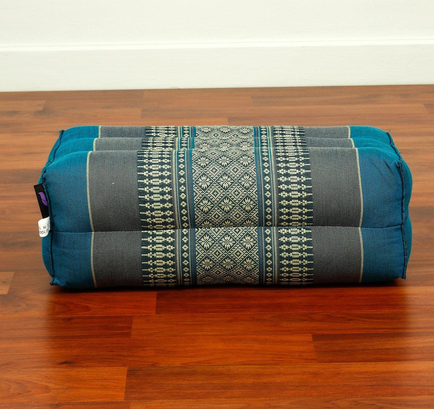 35x15x10 cm Kapok Leewadee Bloc de Yoga