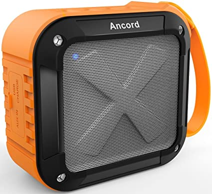 Review Ancord Waterproof Bluetooth Speaker