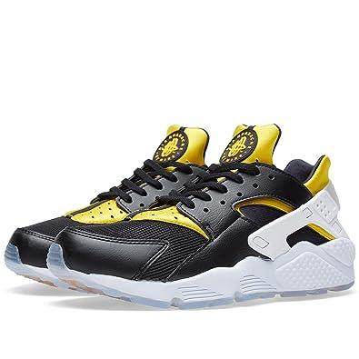 buy cheap 4d4f9 d7909 Nike Mens Air Huarache Black Gold Berlin City Pack Trainer Size 8 UK
