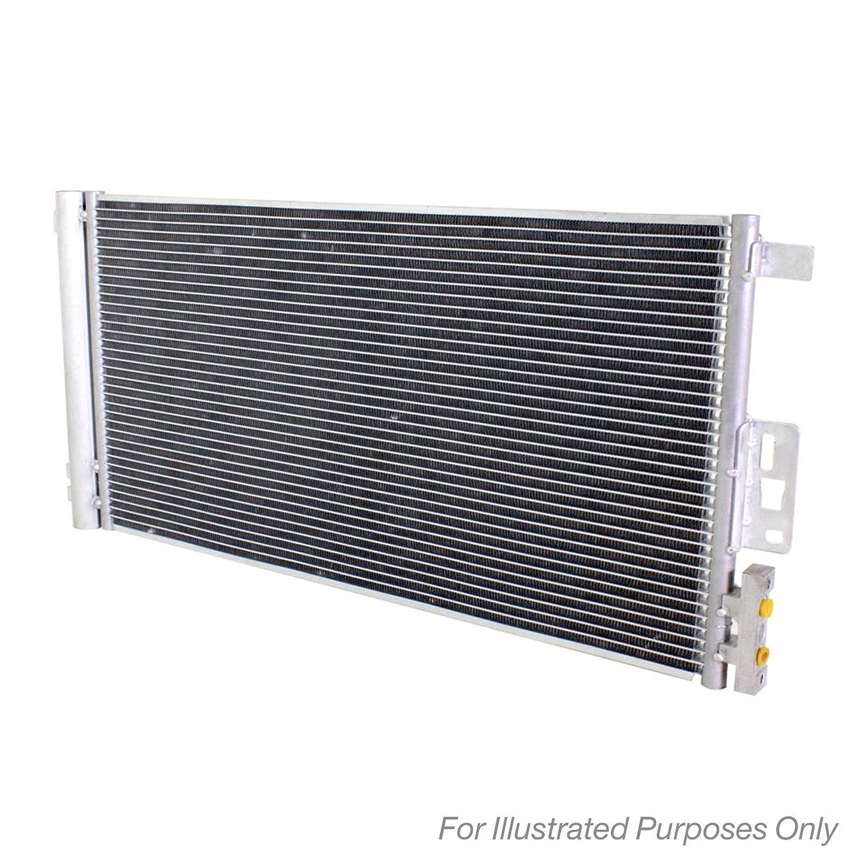 Nissens 85186 - Ventola, Condensatore Climatizzatore