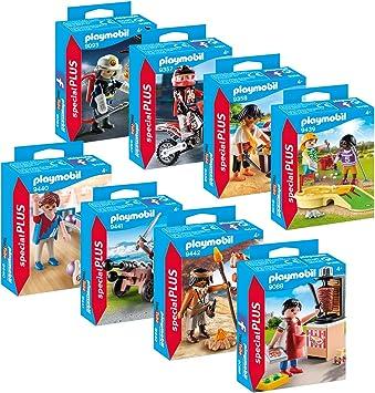 Playmobil 10375 Special Plus - Juego de Accesorios para niños ...