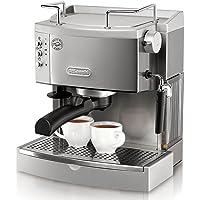 DeLonghi EC 702 15-Bar-Pump Espresso Maker (Stainless)