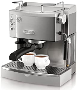 De'Longhi 15 bar Pump Espresso Maker