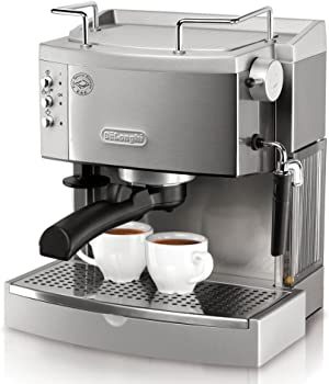 De'Longhi Stainless Pump Espresso Machine Under $400