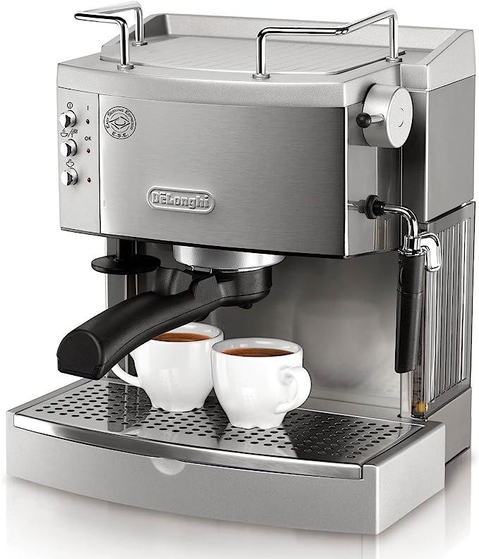 De'Longhi Stainless Steel Espresso Maker
