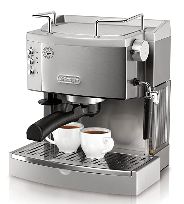De'Longhi EC702 Pump Espresso & Cappuccino Machine Review