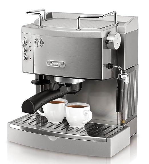 DELONGHI EC702 15-Bar-Pump Espresso máquina para Hacer ...