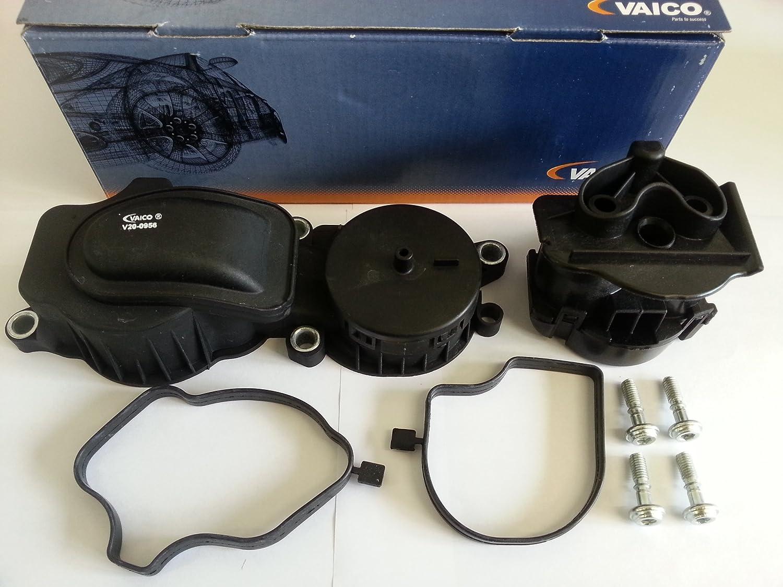 Kurbelgehäuseentlüftung V20-0956 für BMW VAICO Ventil