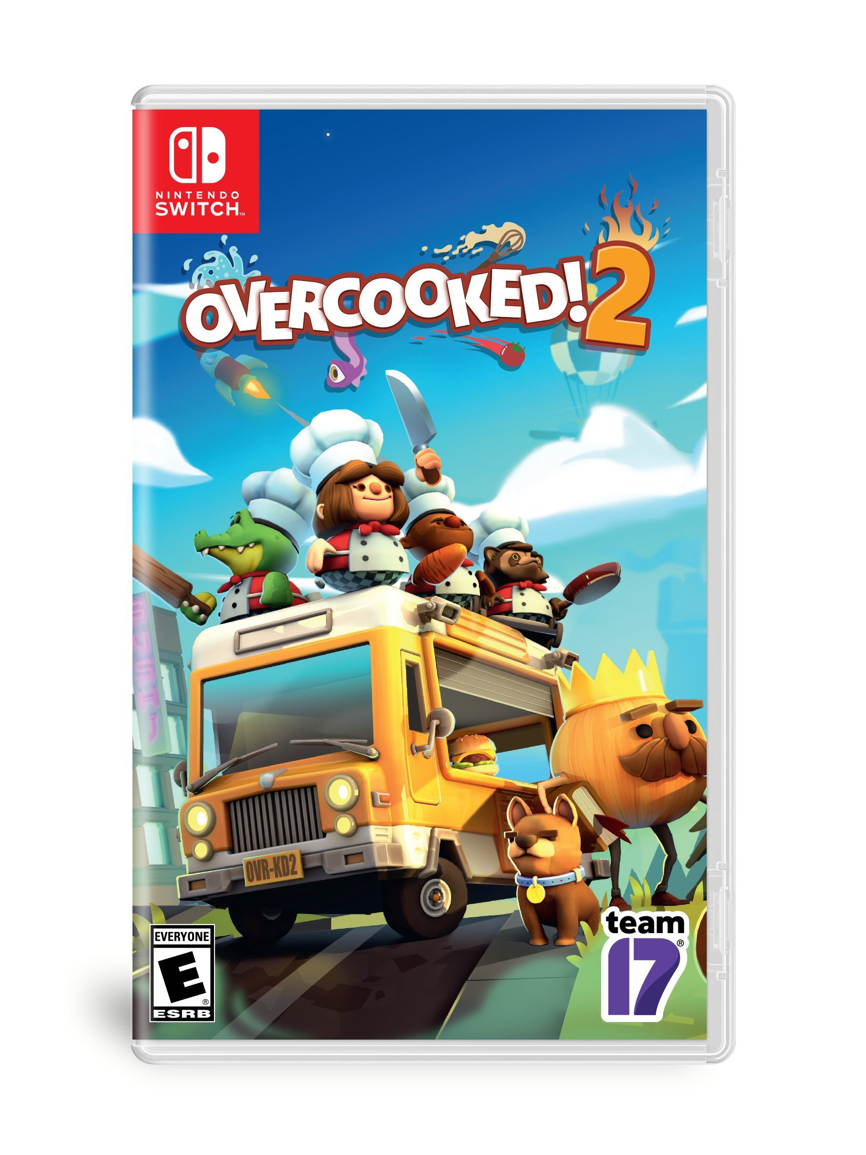 Overcooked! 2 - Nintendo Switch by Sold Out (Image #1)