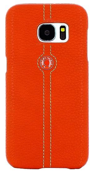 coque samsung s7 orange