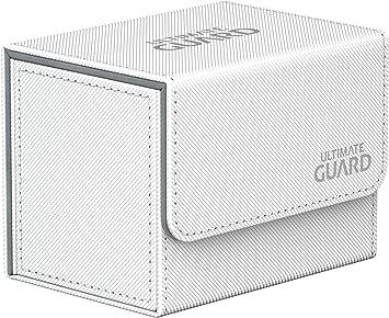 Ultimate Guard Caja de Cartas Sidewinder 80 Plus, tamaño estándar ...