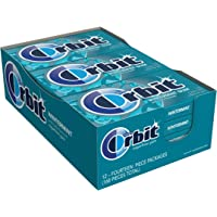 12-Packs Orbit Wintermint Sugarfree Gum (14-count each)