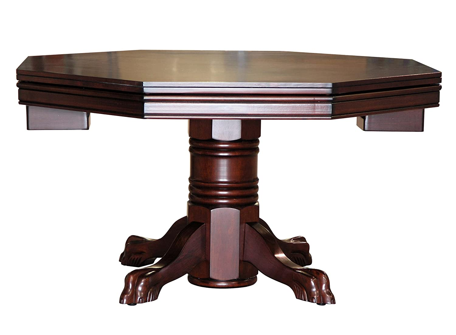 Amazon.com: Signature Combination Game Table Only (Mahogany): Toys U0026 Games