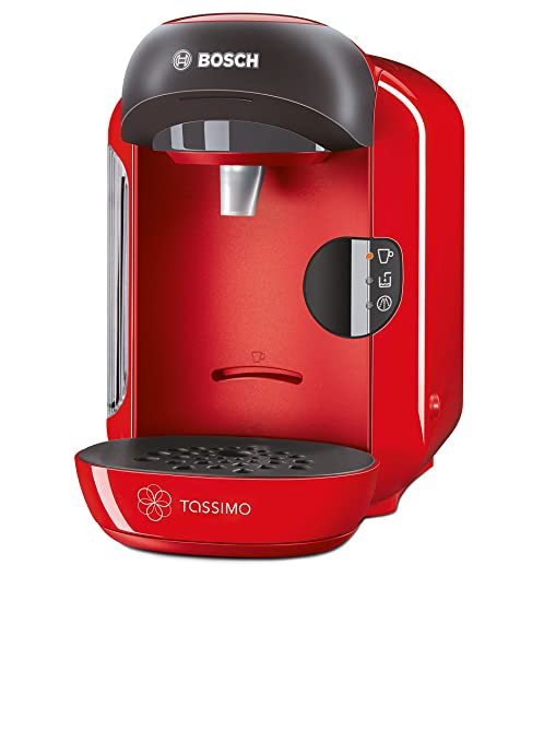 Bosch TAS1253GB Totalmente automática Máquina de café en cápsulas ...
