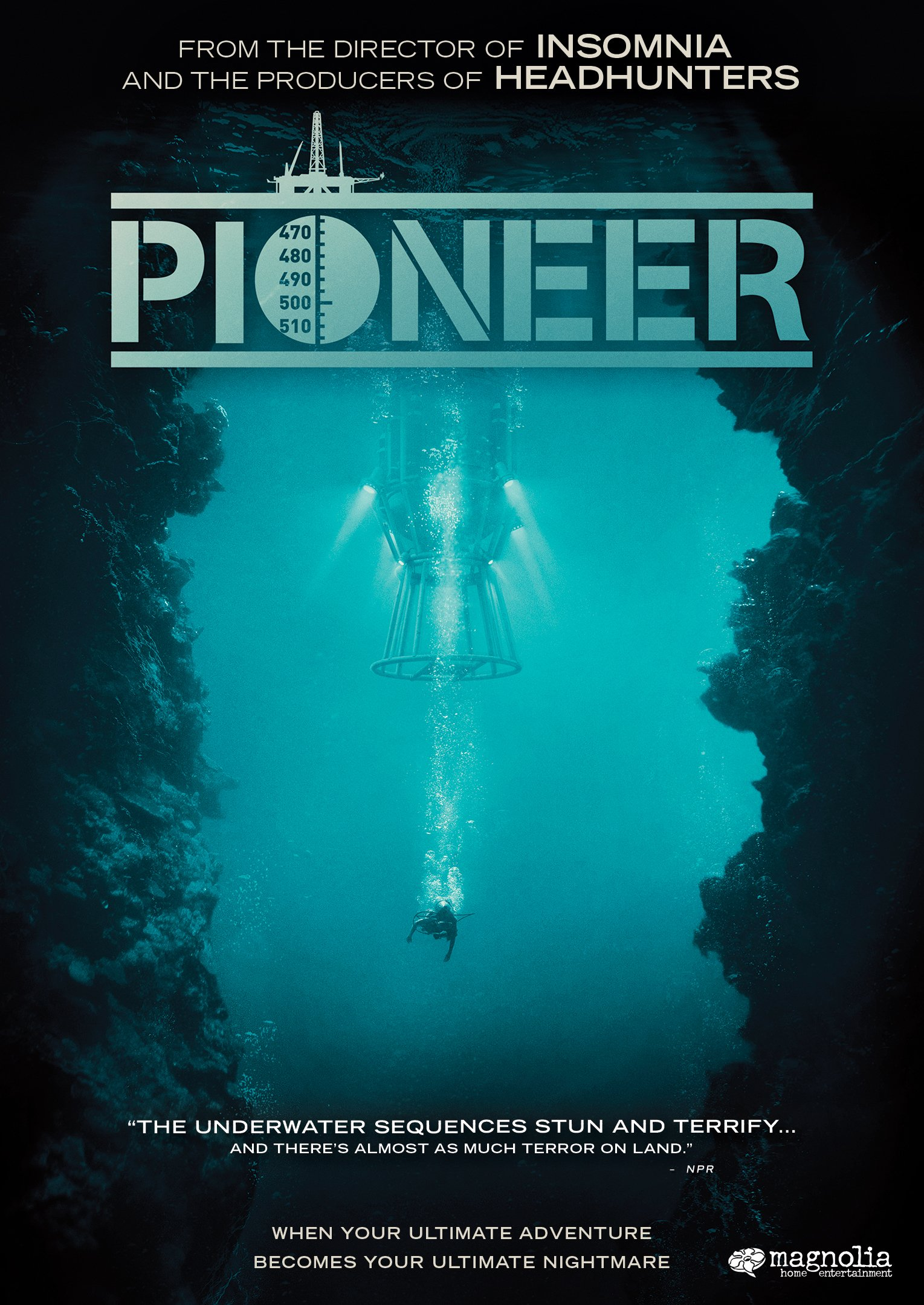 DVD : Pioneer (Dolby, Digital Theater System, Subtitled, Widescreen)