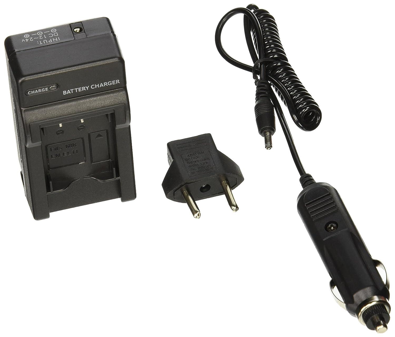 Amazon.com: Pentax D-LI78 Cargador de batería compacto por ...