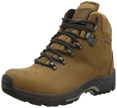 60f6a5233a4875 Berghaus Women s s Fellmaster GTX High Rise Hiking Boots Brown (Butternut)  4 ...