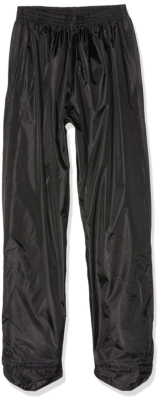 Ralka SR043ND1 - Pantalón Chubasquero para Niños, color Negro Schreuders