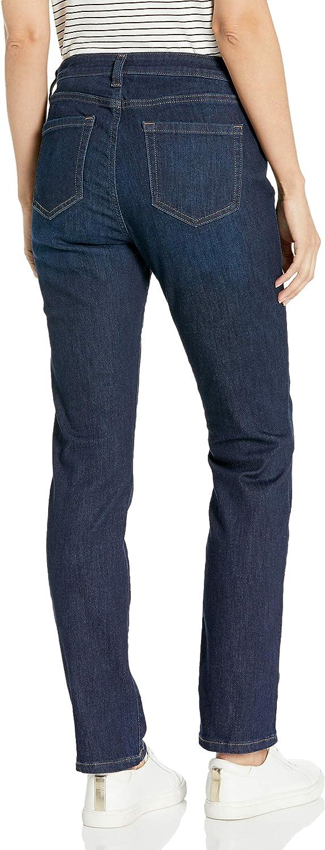 Essentials Womens Slim Straight Jean