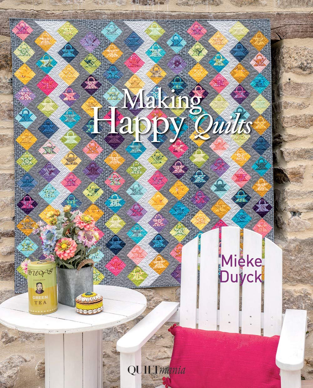 Making Happy Quilts by Quiltmania