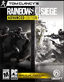 can you upgrade rainbow six siege from starter edition