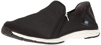 Dr. Scholl's Shoes Women's Anna Zip Fashion Sneaker, Black Luna Knit, ...