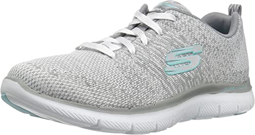 Skechers Flex Appeal 2.0 High Energy, Baskets Femme