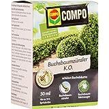 COMPO Buchsbaumzünsler K.O., Bekämpfung von Schädlingen an Buchsbäumen, 50 ml