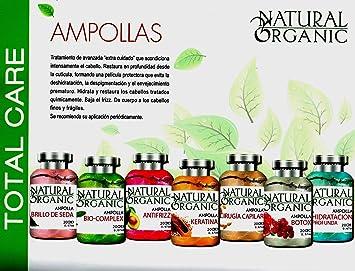 AMPOLLAS CAPILARES BIOCOMPLEX (24 und de 20 ml C/u)