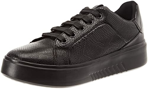 89d248f88e4 Geox Women's D Nhenbus a Low-Top Sneakers: Amazon.co.uk: Shoes & Bags