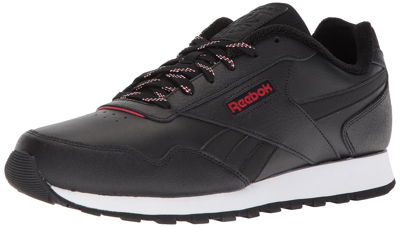 Reebok Men's Cl Harman Run Sneaker B06ZYSWFV3 10 D(M) US|Us-black/Primal Red/White