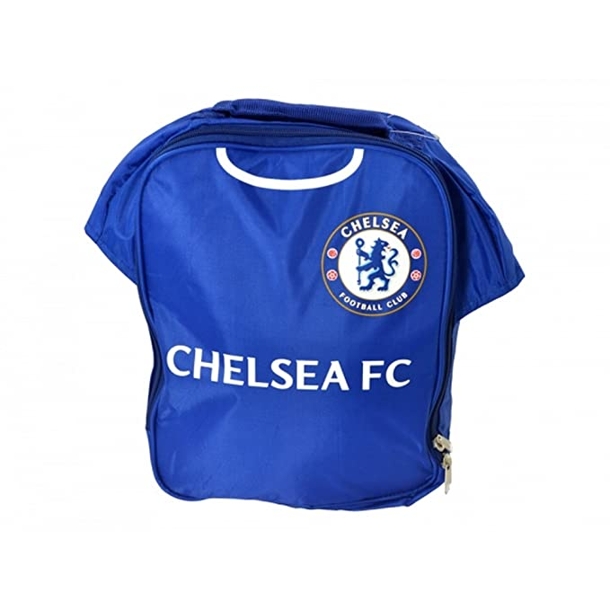 size 40 62b90 e8d38 Chelsea FC Official Football Kit Lunch Bag (One Size) (Blue ...