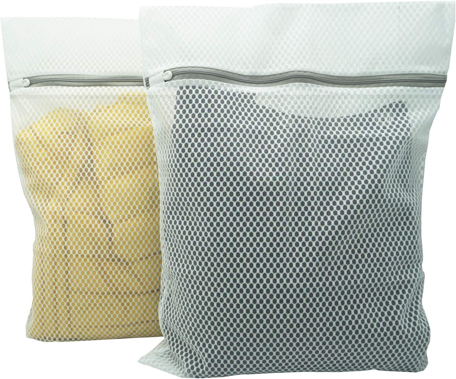 CITIKU Honeycomb Mesh Laundry Bag Pack of 2
