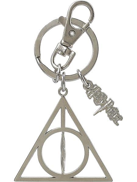 Amazon.com: Harry Potter Reliquias de la muerte Llavero ...