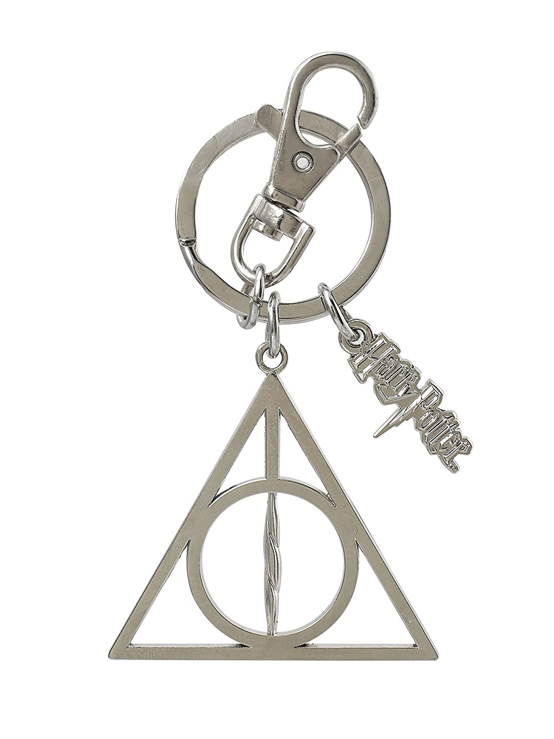 Monogram- Harry Potter Llavero Reliquias de la Muerte, Multicolor (48054)