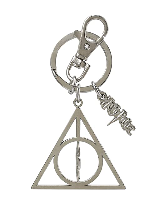 Monogram- Harry Potter Llavero Reliquias de la Muerte, Multicolor (48054)