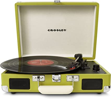 Crosley Cruiser Turntable Plattenspieler