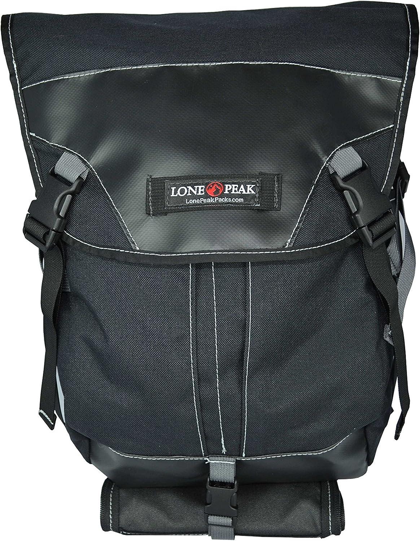 Lone Peak Glacier Peak Pannier Plus Backpack System Single Unit