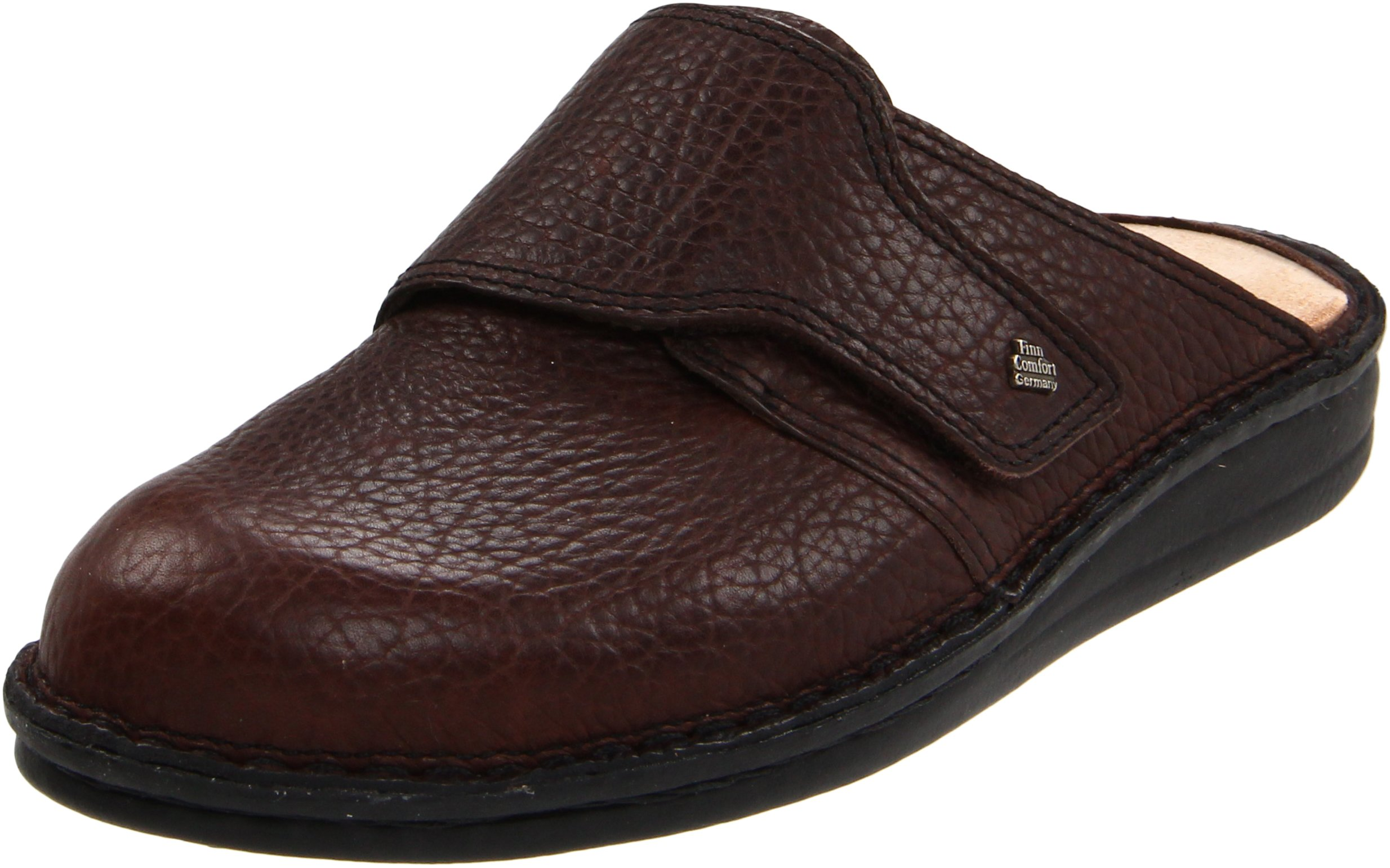 Finn Comfort Amalfi - 81515,Mocca Leather,38 (US Women's 7.5-8)