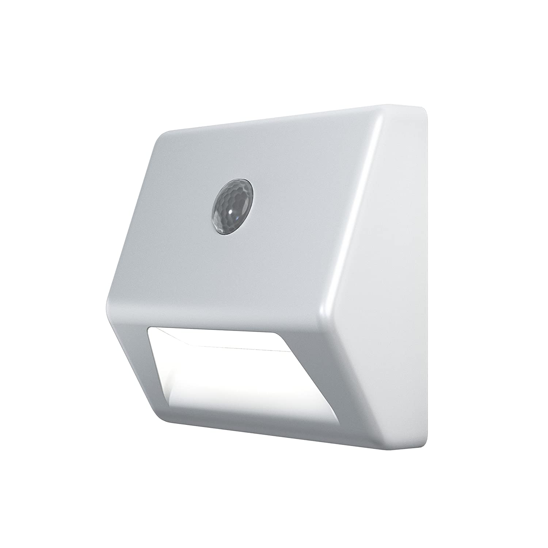Osram led lampe nightlux wei batteriebetrieben integrierter osram led leuchte nightlux stair wei batteriebetrieben integrierter bewegungsmelder tag parisarafo Choice Image