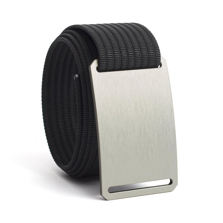 GRIP6 Classic Series Men's Adjustable Nylon Military Canvas Belt GRIP6-BELT