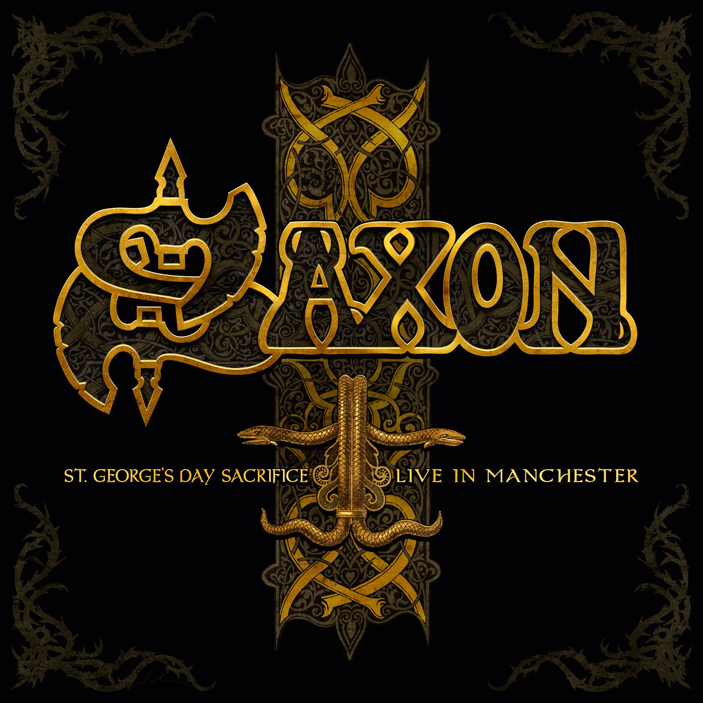 Saxon - St. George\'s Day Sacrifice - Live In Manchester - Amazon.com ...