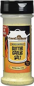 CanCooker CS - 002 Butter Garlic Salt