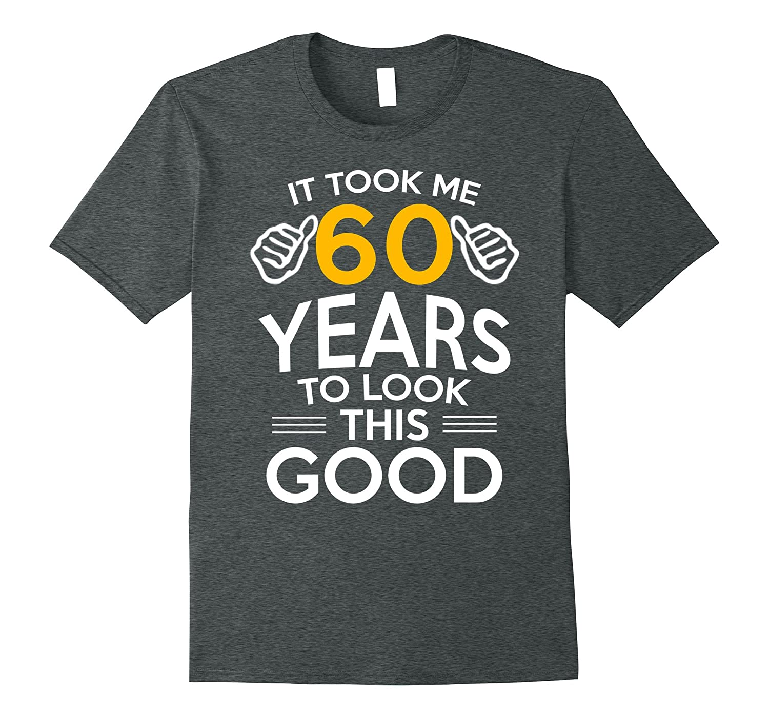 60th Birthday Gift Took Me 60 Years