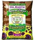 Dr. Earth Natural Choice All Purpose Compost 1.5 Cu. Ft.