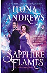 Sapphire Flames: A Hidden Legacy Novel Kindle Edition