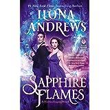 Sapphire Flames: A Hidden Legacy Novel (Hidden Legacy, 4)