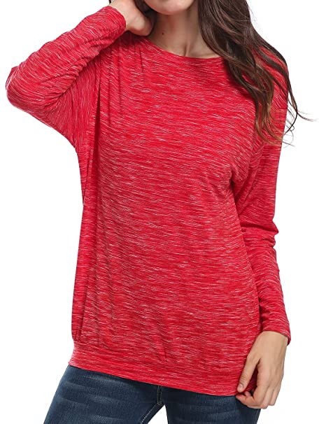 Miusey Open Back Shirts for Women 09817a764